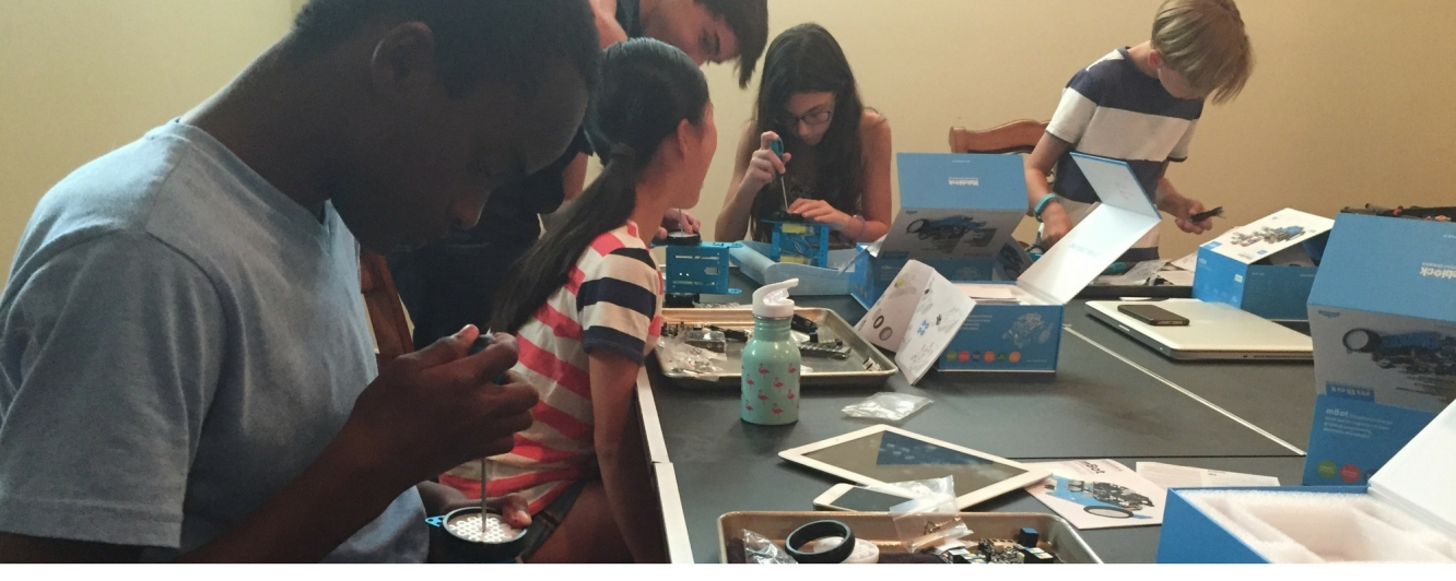 Home Hacker Camp - Learn Critical STEM Skills, robots, programming, arduino, robots
